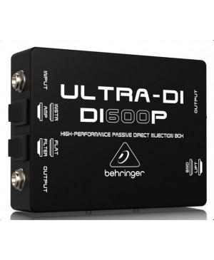 Behringer DI600P High-Performance Passive DI-Box