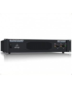 Behringer EP4000 4000W Power Stereo Amplifier,ATR