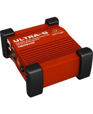 Behringer GI100 Professional Battery/Phantom Powered DI-Box