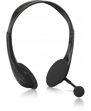 Behringer HS20 USB Stereo Headset with Mic