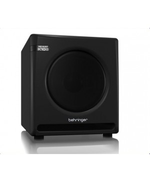 Behringer K10S 25cm Studio Subwoofer,High Excursion Woofer