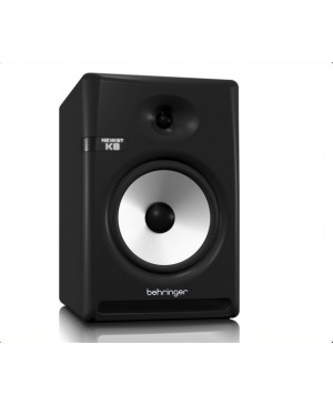 Behringer K8 Bi-Amped 20cm Studio Monitor,Waveguide Tech