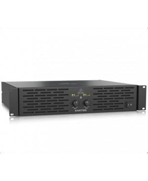 Behringer KM1700 1700-Watt Stereo Power Amplifier, ATR