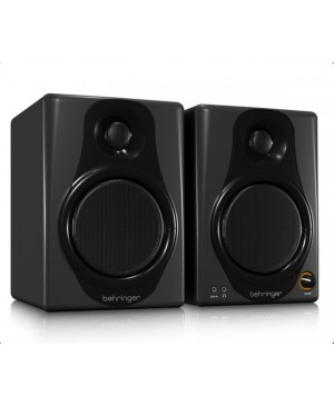 Behringer MEDIA-40USB Digital Monitor Speaker,150W Bi-Amp