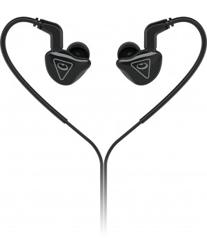 Behringer MO240 Dual Driver In-Ear Monitors