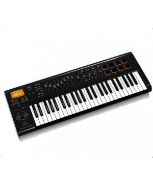 Behringer MOTOR49 49Key USB/MIDI Controller Keyboard,Faders