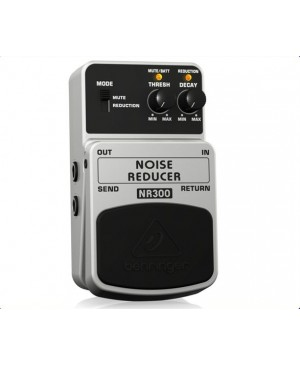 Behringer NR300 Noise Reduction Guitar Effects Pedal