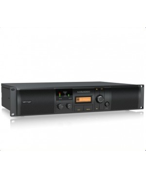Behringer NX6000D 6000Watt Class-D Power Amplifier,DSP