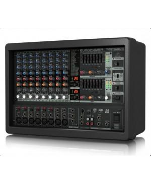 Behringer PMP1680S Powered Mixer 2x800W 10Ch Mixer + FXs