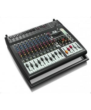 Behringer PMP4000 Powered Mixer 1600W 16Ch Mixer + FXs
