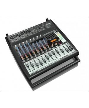 Behringer PMP500 500 Watt 12-Ch Powered Mixer,Multi-FX