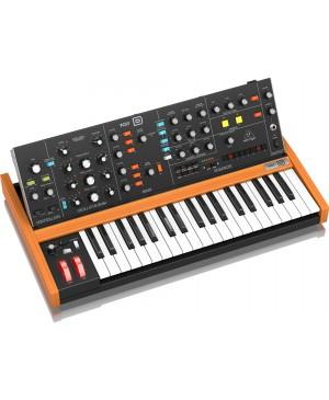Behringer POLY-D Analog 4-Voice Polyphonic Synthesizer, 37 Full-Size Keys