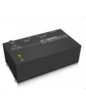Behringer PP400 Compact Phono Preamp