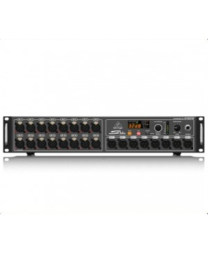 Behringer S16 I/O Box,16 Remote-Cntrl Preamps,8 Out