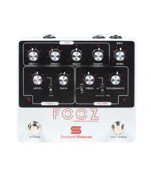 Seymour Duncan Guitar Pedal Fooz Analog Fuzz Synth