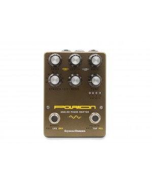 Seymour Duncan Guitar Pedal Polaron Analog Phase Shifter