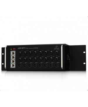 Behringer SD16 I/O Stage Box,16 Remote-Cntrl Preamps