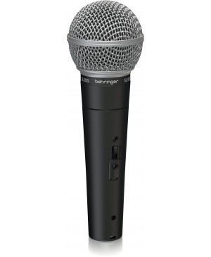 Behringer SL-85S Dynamic Cardioid Microphone, Switch