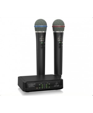 Behringer ULM302MIC 2 Digital Wireless Hand Microphones