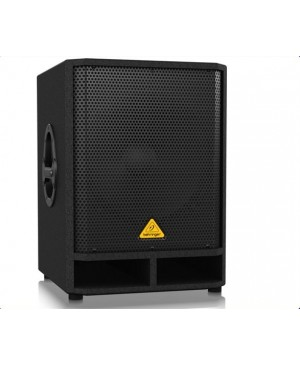Behringer VQ1500D Active 500W 381mm Subwoofer, Crossover