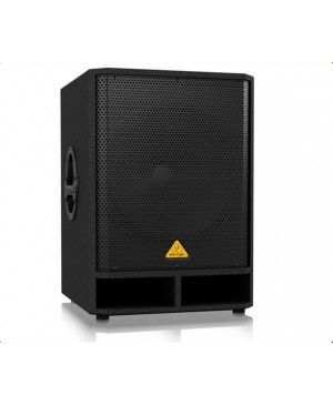 Behringer VQ1800D Active 500W 457mm Subwoofer, Crossover