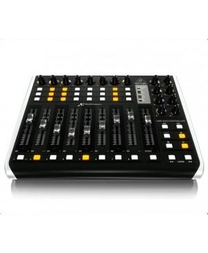 Behringer X-TOUCH-COMPACT USB/MIDI Controller,9 Faders