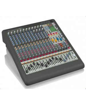 Behringer XL1600 12 mic+4 Stereo Input Live Recording Mixer