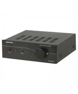 240 Watts RMS Stereo Amplifier, Remote Control