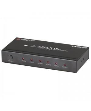 Digitech 4 Port HDMI Splitter, UHD 4K Support AC1712