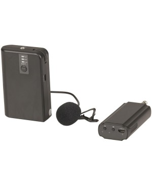 Digitech Wireless UHF Lapel Microphone & Receiver AM4045
