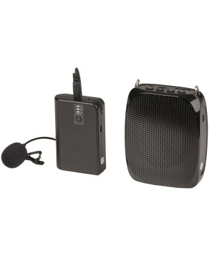 Digitech Portable Wireless UHF Lapel Microphone System AM4049