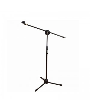 Microphone Stand, Telescopic, Adjustable,Boom Arm, 96-160cm