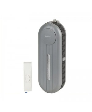 High Volume Wireless Door Bell,Strobe for Hearing Impaired