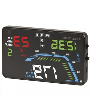 "Response Multifunction 5.5"" GPS Head-Up Display LA9034"