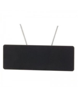 Indoor Flat Panel UHF/VHF Digital Antenna, Amplifier