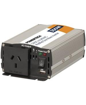 Powertech 300W (1000W) 12VDC to 240VAC Modified Sinewave Inverter MI5302