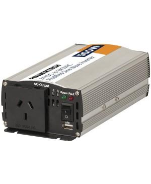Powertech 500W (1500W) 24VDC to 240VAC Modified Sinewave Inverter MI5306