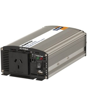Powertech 800W (2000W) 12VDC to 240VAC Modified Sinewave Inverter MI5308