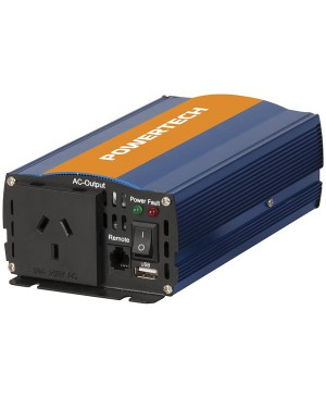 Powertech 300W 12VDC to 230VAC Pure Sine Wave Inverter,Electrical Isolate MI5732