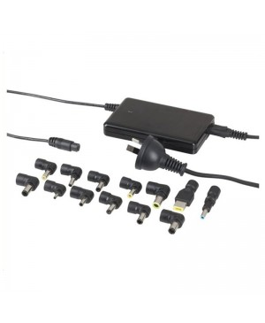 Digitech 90W Slimline Universal Laptop Adaptor, 19VDC MP3332