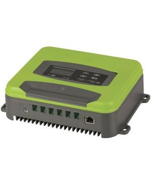 12V/24V 30A MPPT Solar Charge Controller, Lead Acid + Lithium batteries MP3743