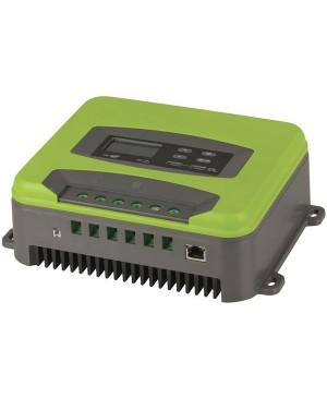 PowerTech 12V/24V/36V/48V 50A MPPT Solar Charge Controller, Lead+Lithium Battery