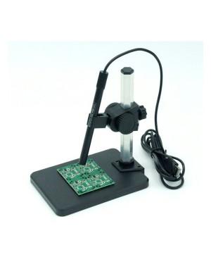 3MP USB Portable Digital Microscope, 600X Zoom, LED Endoscope,Tripod Stnd QC3191