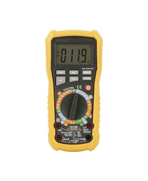 Digitech True RMS Inductance/Capacitance Digital Multi Meter QM1552