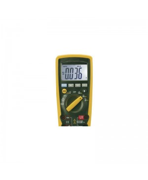 Digitech Digital Multimeter,Auto Range, Wireless, USB, App QM1571