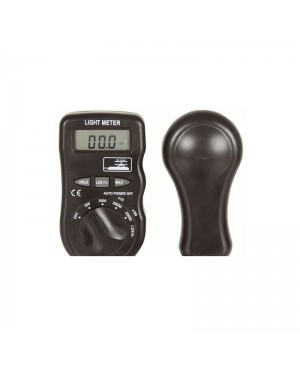 Digital Light Meter Lcd 3.5 Digit 4 Ranges, Carry Case