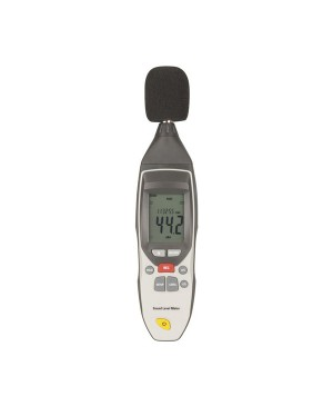 Protech Pro Sound Level Meter with Calibrator QM1598