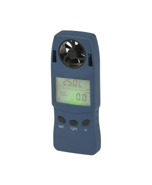 Hand-held Anemometer and Altimeter QM1645