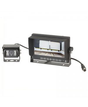 Reversing Camera Kit, 18cm LCD Monitor