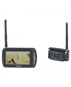 Response Wireless 11cm Long Range Reversing Camera Kit QM3856